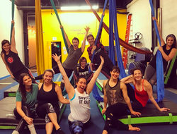 Adult Aerial Party