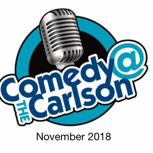 Comedy at the Carlson