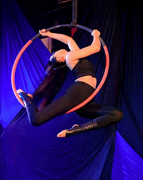 Lyra aka Aerial Hoop