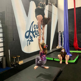 Youth Circus Arts Ages 6 - 8