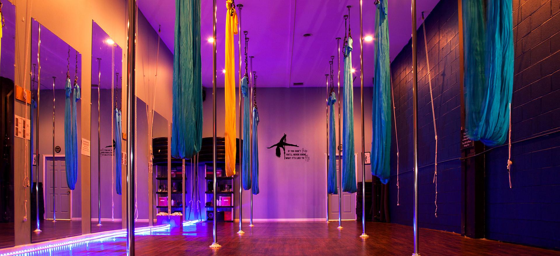 Studio B - Pole & Hammock