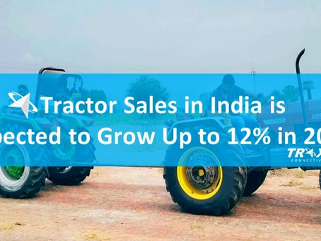 Tractor Sales in India is Expected to Grow Up to 12% in 2021. Know the Top 4 Reasons
