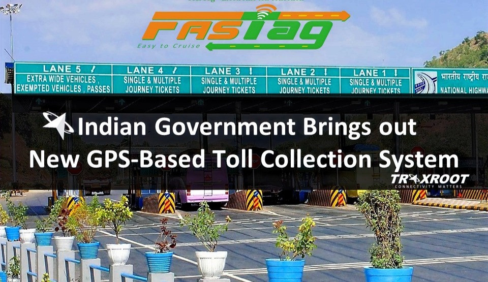Indian Government Brings out New GPS-Based Toll Collection System; No Toll Booths In 2 Years