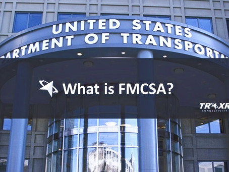 What is FMCSA? USA DOT