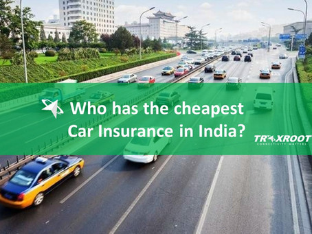 Who has the Cheapest Car Insurance in India?