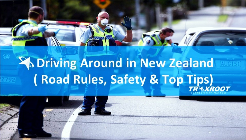 Driving Around in New Zealand ( Road Rules, Safety & Top Tips)