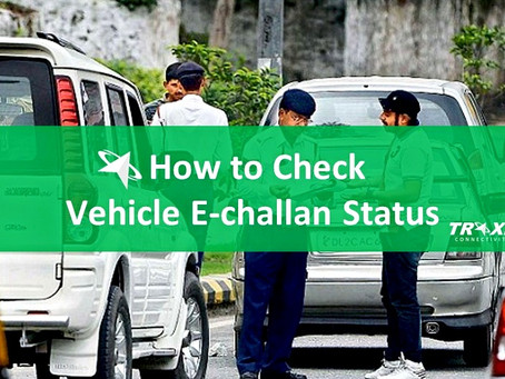 How to Check E-challan Status in India?