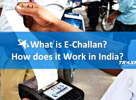 What is E-challan? How does it Work in India?