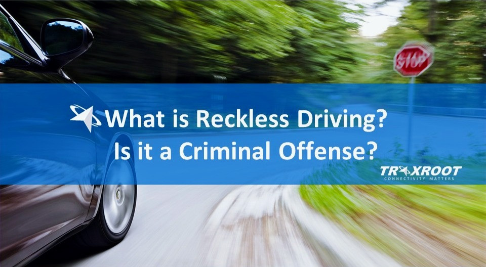 What is Reckless Driving? Is it a Criminal Offense? (Simplified)