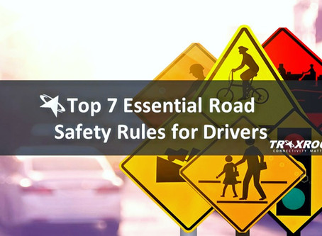 Top 7 Essential Road Safety Rules for Drivers
