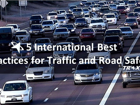 5 International Best Practices for Traffic and Road Safety for Fleet