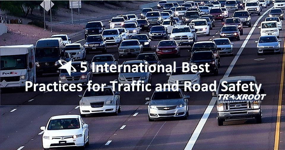 5 International Best Practices for Traffic and Road Safety