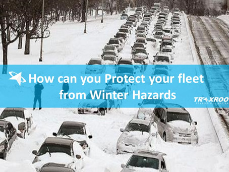 How can you Protect your Fleet from Winter Hazards?