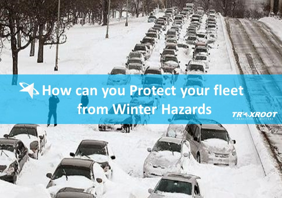 How can you protect your fleet from Winter Hazards