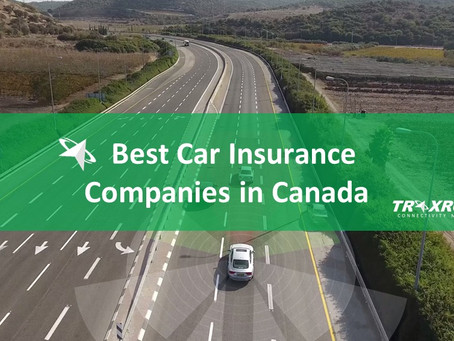 Which are the Best Car Insurance Companies in Canada?