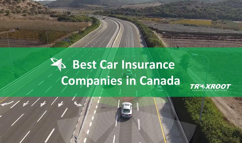 Best Car Insurance Companies in Canada