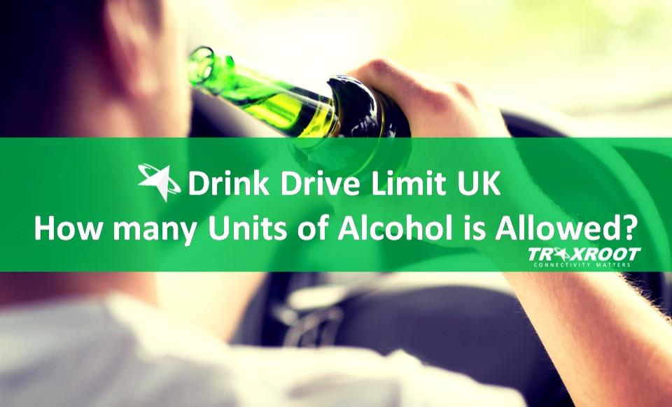 Drink Drive Limit U.K. (United Kingdom). How many Units of Alcohol is Allowed?