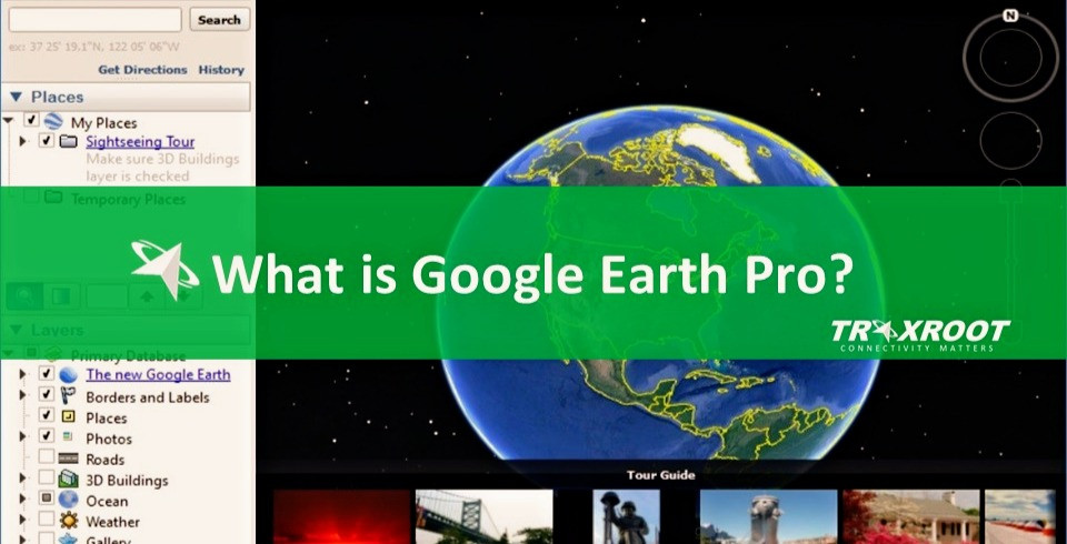 What is Google Earth Pro?