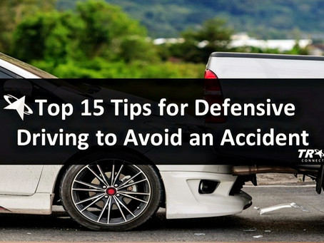 Top 15 Tips for Defensive Driving to Avoid an Accident