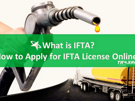 What is IFTA? How to Apply for IFTA License Online?