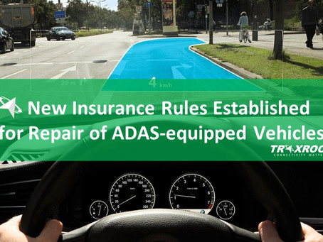 UK: New Insurance Rules Established for the Repair of ADAS-equipped Vehicles