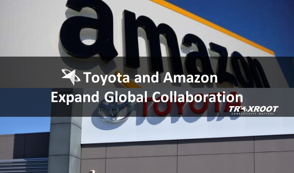 Toyota Motor and Amazon Web Services Expand Global Collaboration