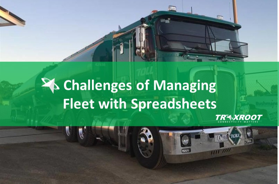 Challenges of Managing Fleet with Spreadsheets