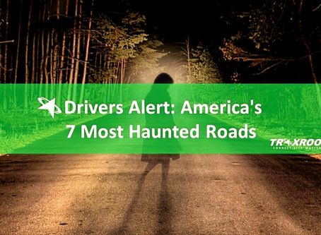 Driver Alert: America's 7 Most Haunted Roads