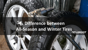 What is the Difference between All-Season and Winter Tires?