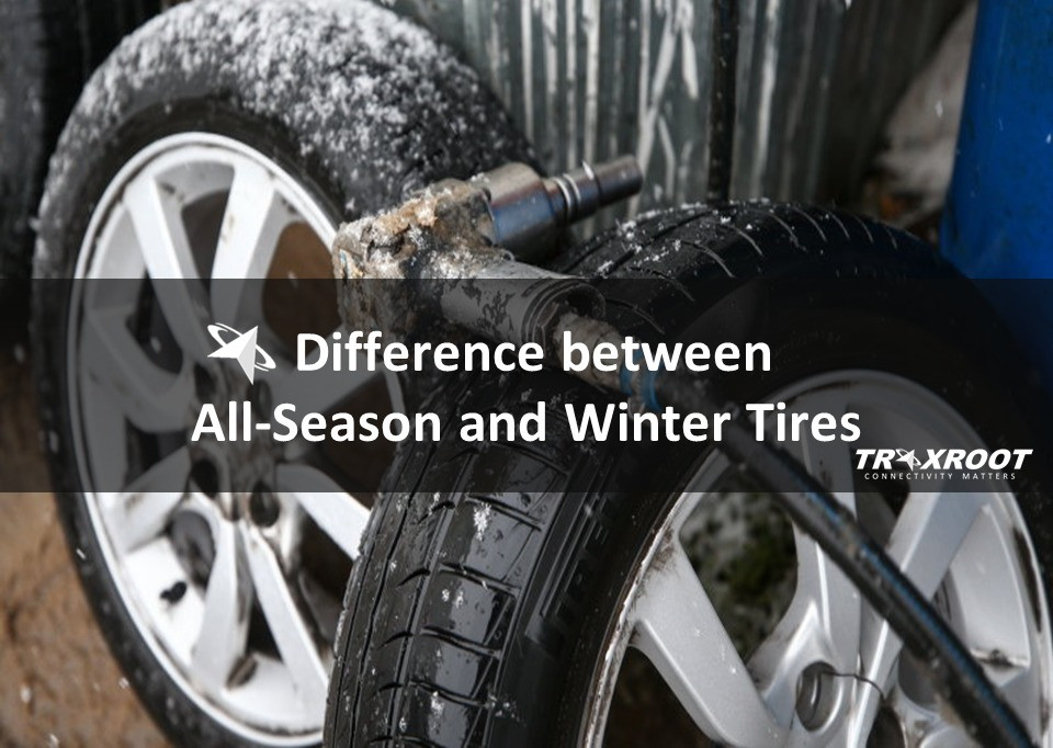 Difference between All-Season and Winter Tires