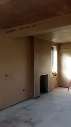 high peak plastering services