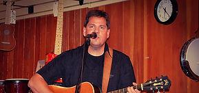 Singer guitarist James Dahl