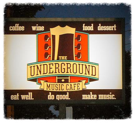 Underground Music Cafe