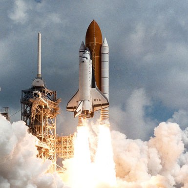 What did the space shuttle cost?
