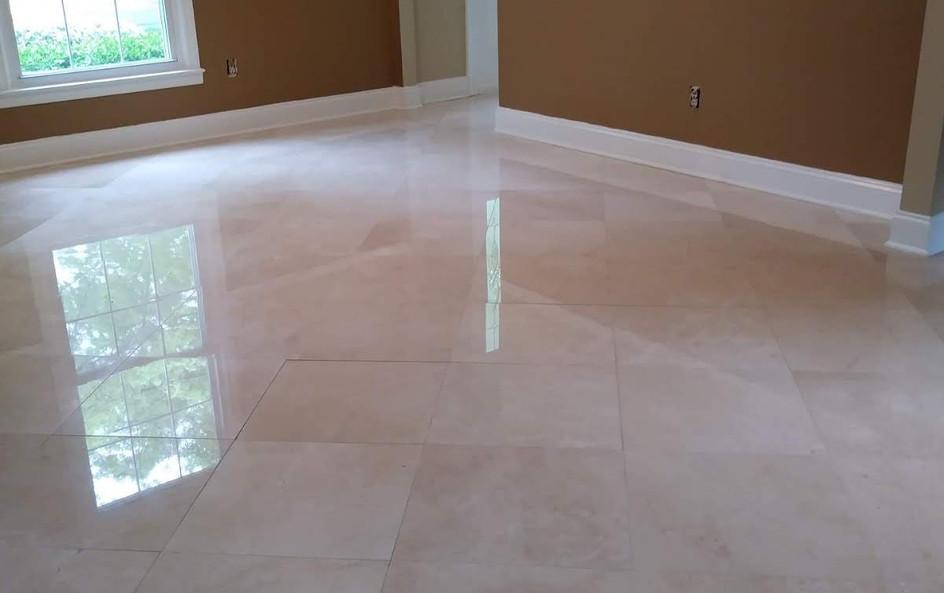 CustomTile Laid Flooring