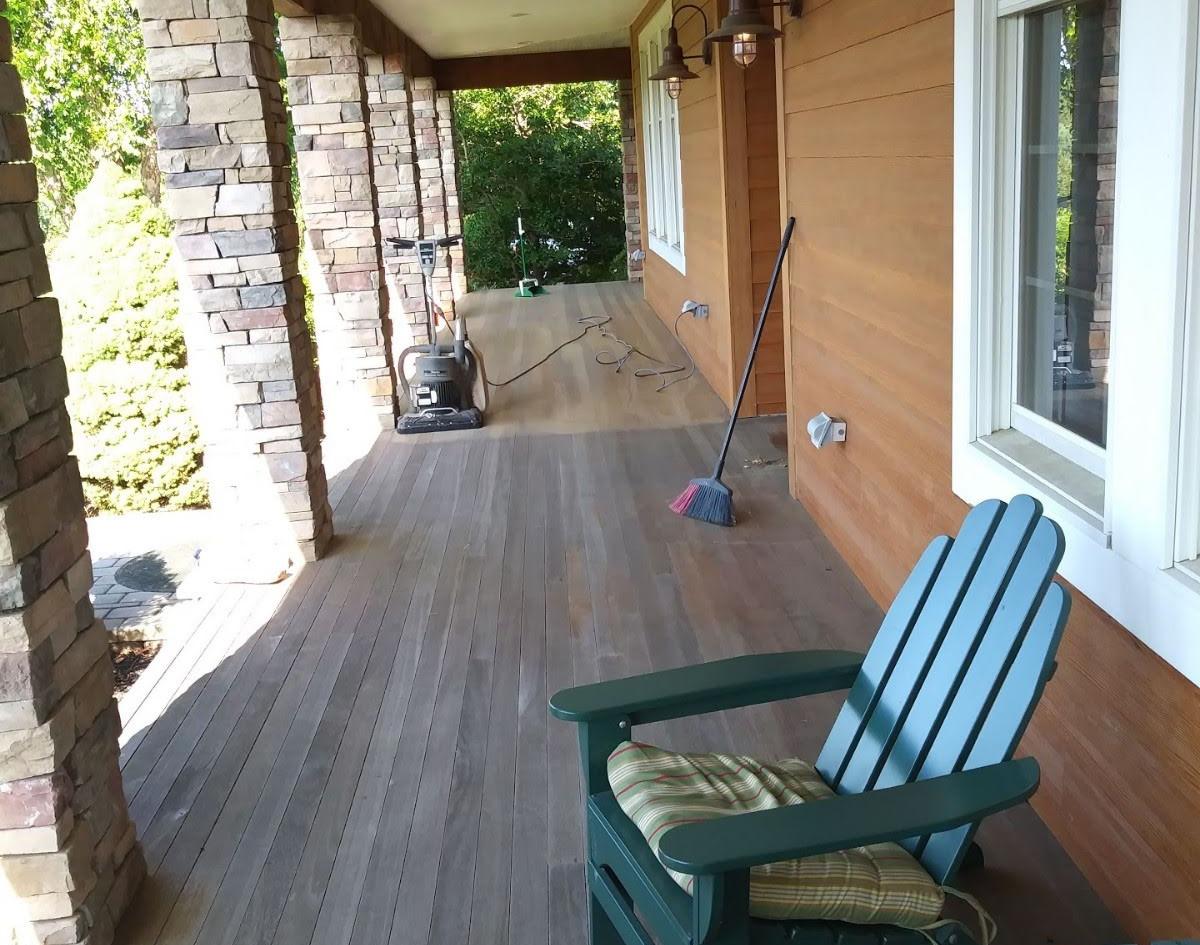 Mahogany, Porch One of a Kind