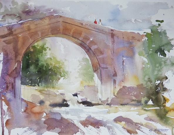 Moon Bridge Riolunalto