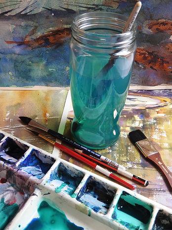 Sue Hibbert Watercolour