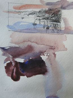 Sue Hibbert Watercolour Thumbnail Sketch