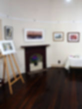 Sue Hibbert Ellis House Art Exhibition
