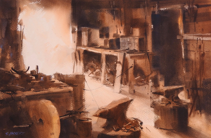 The Blacksmith's Shed