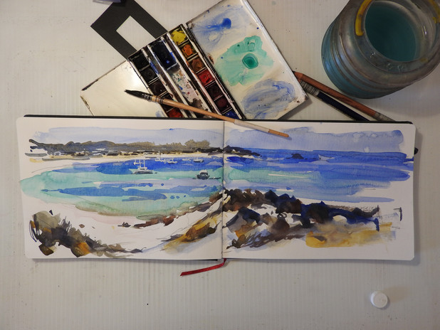 Sketchbook Sue Hibbert