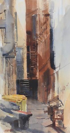 City Back Alley