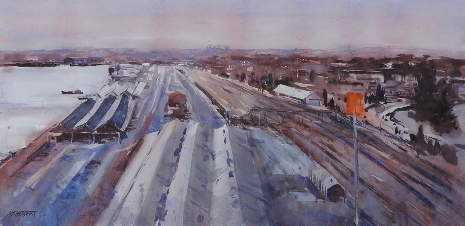Early Light Fremantle Port