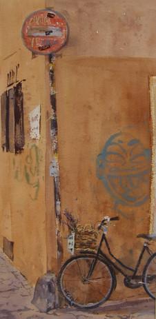 Lavender and Graffiti