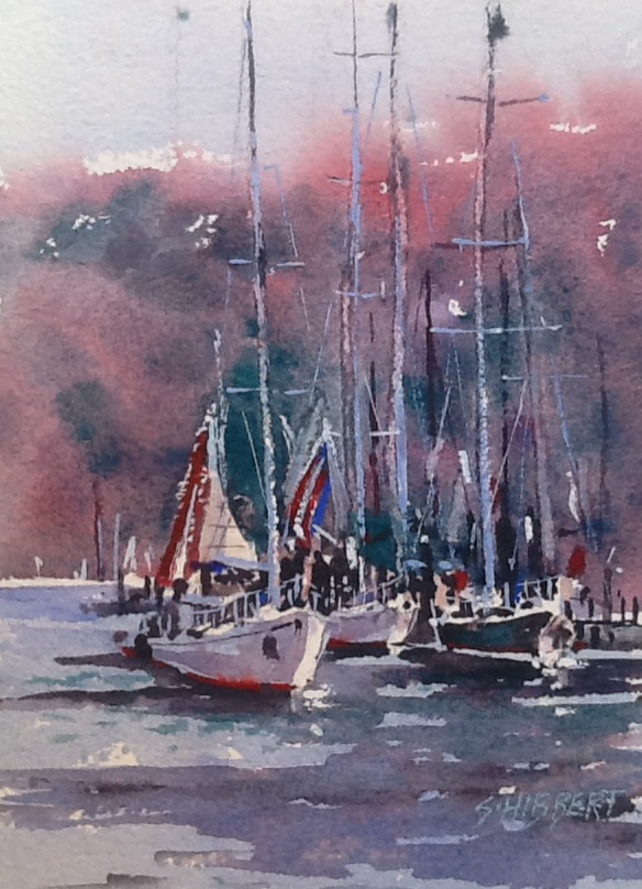 Yachts Race Day