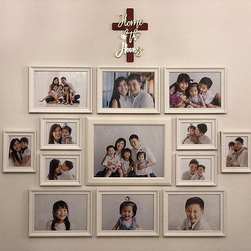 Family Cross Sign