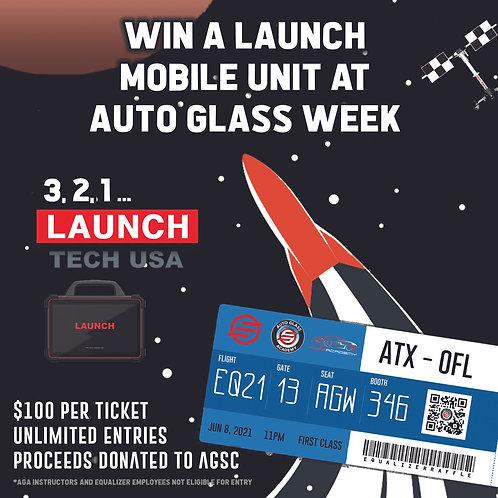 Auto Glass Week Raffle