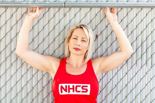 NHCS Bold Women's Racerback Tank