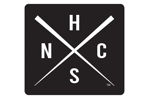 NHCS X Logo Sticker